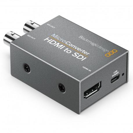 BLACKMAGIC DESIGN - Micro Converter HDMI vers SDI