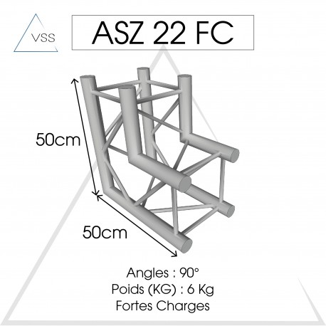 ASD - Carrée 290 FC - 2 départs