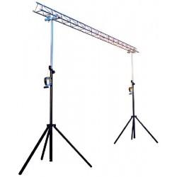 Pieds & Structure DJ - Pont à treuil (2 ou 4M)