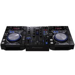 PIONEER - Régie DJ 400 édition bleu