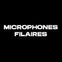 Microphones filaires